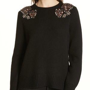 TED BAKER LONDON Grettal Embellished Sweater (3)